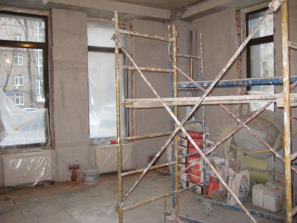 Капитальный ремонт Квартиры членов Союза Кинематографистов