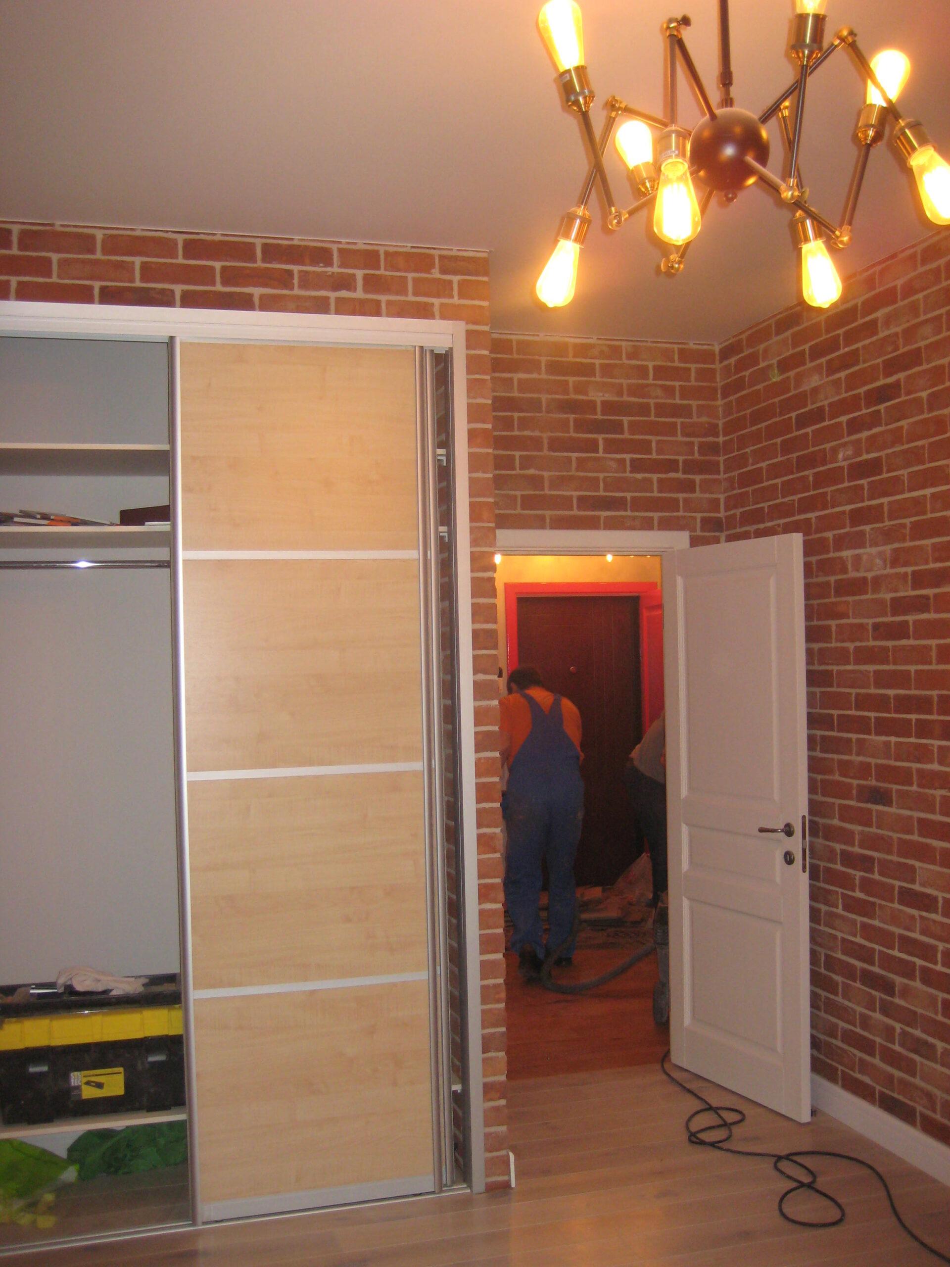 Капитальный ремонт 3-х комнатной квартиры 90 кв. м