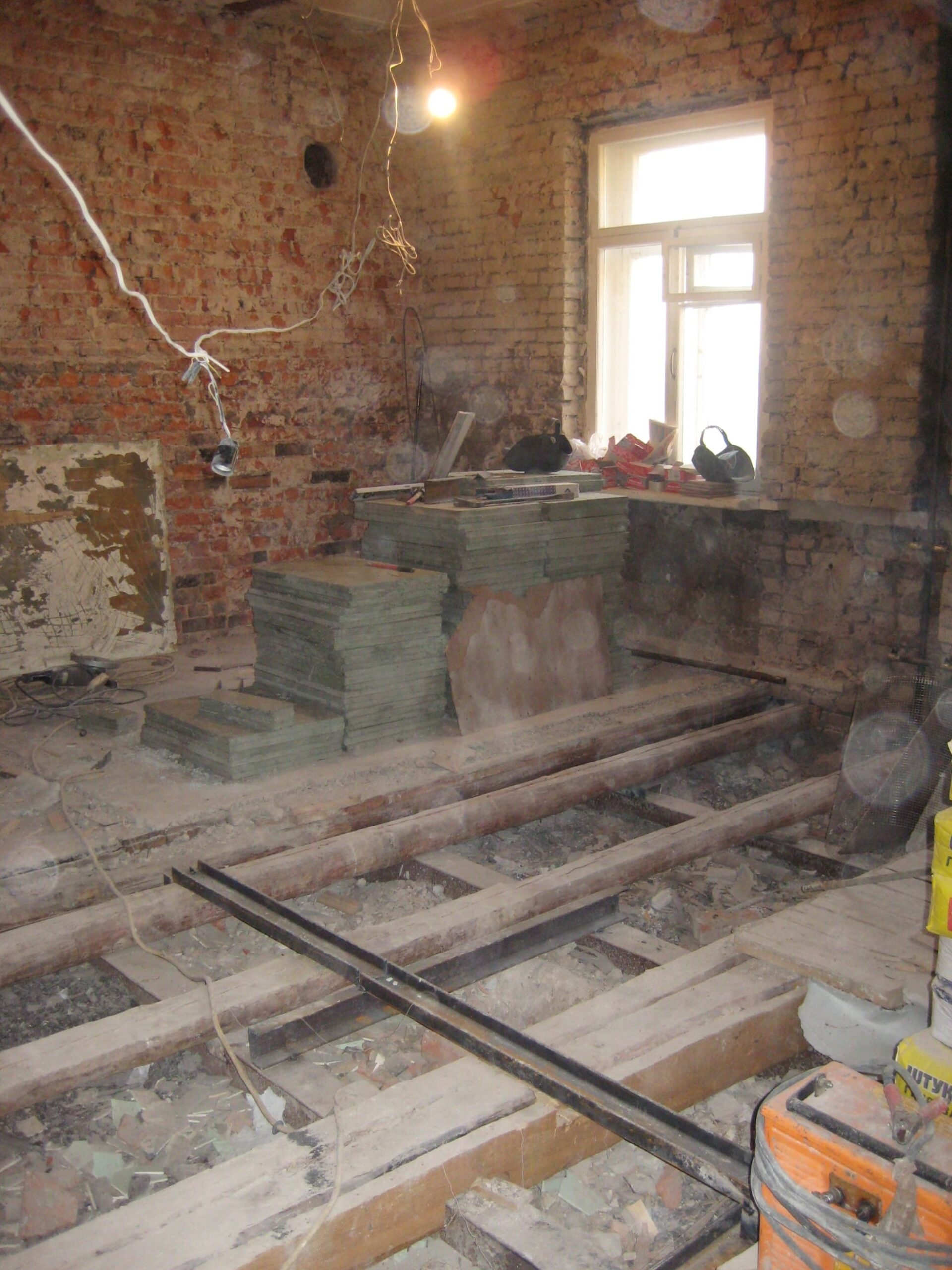 Капитальный ремонт 4-х комнатной квартиры 124 кв. м